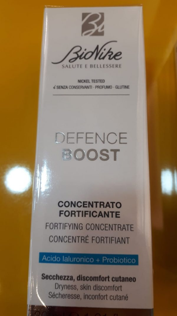 Defence Boost